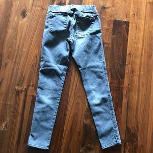 GAP Bottoms - Gap Kids Grey Jegging Jeans Ankle Length 14 Slim